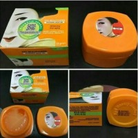 MAGIC GLOSSY (extra whitening cream) ASLI 100%