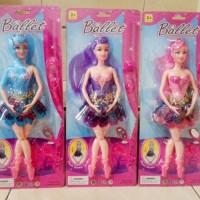 Boneka Barbie Ballet Twinkle Toes