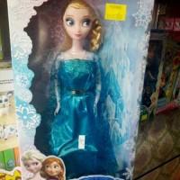 Boneka Frozen Elsa Bisa Nyanyi Let It Go - Doll Fancy