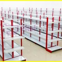 Rak Barang, Perlengkapan Bisnis Minimarket & Swalayan