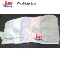 Jual Little Palmerhaus Washlap handuk tangan bayi wast mitt Murah