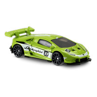 Lamborghini Huracan LP 620-2 Super Trofeo Hijau / Green Hot Wheels HW