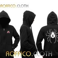 Hoodie Zipper Hunter X Hunter Hisoka Ryodan - Roffico Cloth
