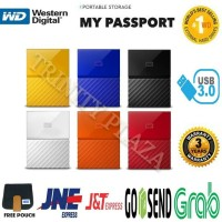 WD My Passport NEW Model 2TB - HD HDD Hardisk Eksternal External 2.5""