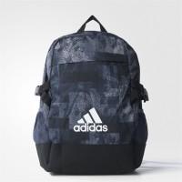 Adidas Backpack Power III Graphic Medium Unity Blue Original