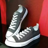 harga Sepatu Converse All Star Ox 135661c Grey Original Tokopedia.com