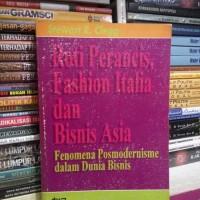 harga Roti Perancis, Fashion Itali Dan Bisnis Asia: Fenomena Posmodernisme D Tokopedia.com