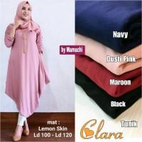 clara tunik ootd hijab by mamachi