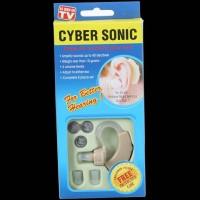 Cyber Sonic Alat Bantu Dengar Hearing Aid BTE