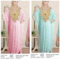 kaftan dress maxi gamis longdress baju muslim pesta hijab xl jumbo big