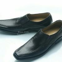 Sepatu Pantofel Pria / Sepatu kerja formal kulit asli (JNE Only)