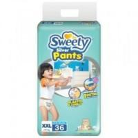 Popok Sweety Silverpants Dry Active Xxl36