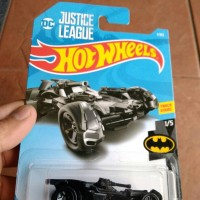 hot wheels batmobile justice league