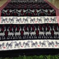 kain tenun ethnic motif Sumba NTT
