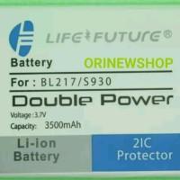 Batre Baterai Battery Lenovo S930 Bl217 Double Power