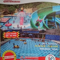 Voucher Tiket Promosi Waterpark Garuda Waterland Bogor
