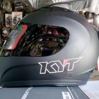 harga Helm Kyt R-10 Black Doff Tokopedia.com