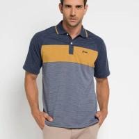 Kaos polo shirt pria HAMMER branded original asli motif 2