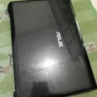 casing laptop asus a43s utuh berikut engsel