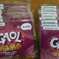 Paket Internet Axis 2GB