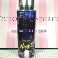 #TESTER# LOVE SPELL NIGHT ( PARFUM / BODY MIST ) VICTORIA SECRET
