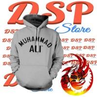 HOODIE MUHAMMAD ALI EKSKLUSIF SWEATER TSHIRT HOODIES DISTRO PRIA