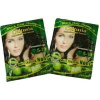 CULTUSIA BLACK HAIR COLOR SHAMPO BPOM - BLACK SHAMPO COLOR CULTUSIA