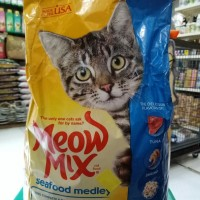 Meow mix seafood medley 1,43kg
