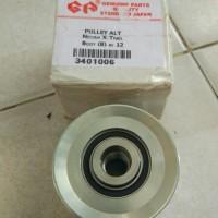 Pulley Alternator Nissan X-Trail Body (B) As 12