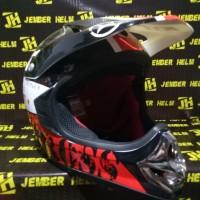 Helm KYT CROSS PRO #8