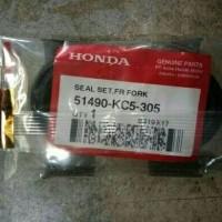 harga Seal Shock Honda Tiger - Megapro New - Cb150 - Verza Asli - Satuan Tokopedia.com