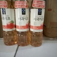 cuka Apel vinegar korea 500ml