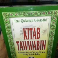 Kitab tawwabin - Ibn Qudamah al-maqdisi