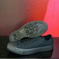 harga Sepatu Converse All Star Ox 1w882 Monoblack Original Tokopedia.com
