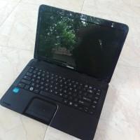 laptop toshiba c840 core i3 sandybridge