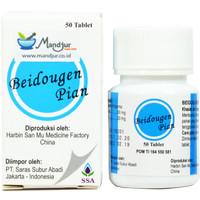 Beidougen Pian - Obat Amandel