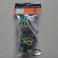 Flexible tali gantungan jemuran baju clothesline fleksible elastic rop