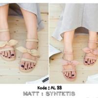 harga Sepatu Wanita Cantik Terbaru Dan Termurah Al 88  Bahan  Syntetis Tokopedia.com