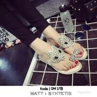 harga Sepatu Wanita Cantik Terbaru Dan Termurah Dm 178  Bahan  Syntetis Tokopedia.com