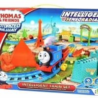 Kereta Api Track model Thomas and Friends Motorized Railway model Ke