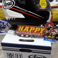 Helm ARAI Full Face RX-7X REA Non SNI Made in japan size M L & XL
