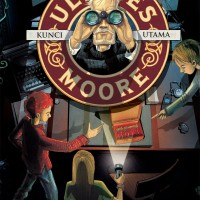 harga Ulysses Moore: Kunci Utama/ 01420930/ Ulysses Moore: Kunci Utama / Buk Tokopedia.com