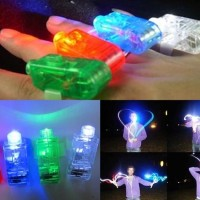 LED FINGER LASER BEAM LIGHT Magic Lampu Disco Pesta Souvenir Toys Lamp