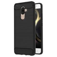Case Lenovo K8 Note Carbon Fiber Hybird Armor Case Lenovo K8 Note Case