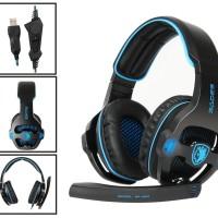 Headset Gaming Sades SA-903 Original