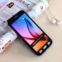 Casing HP Samsung J7 Plus Full Protector Free TG
