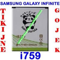 Baterai Samsung Galaxy Infinite I759 Rakki Panda Batrai Batre Battery