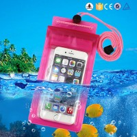 Waterproof Bag for smartphone Android - Sarung HP Anti Air Size XL 5.5