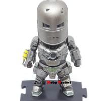 Chibi Iron Man 1 Action Figure Mark 1