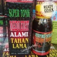 MADU KUAT SUPER TONIK TAHAN LAMA 6X LEBIH DAHSYAT